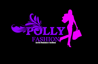 Logotipo Polly Fashion